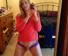 Trans patiente veux jouer avant de baiser en webcam